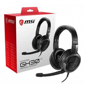 CASQUE GAMING MSI IMMERSE GH30 V2