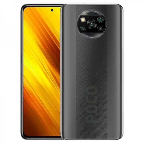 Smartphone XIAOMI Redmi Poco X3 NFC - Bleu