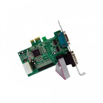 Carte PCI Express Série et Parallèle
