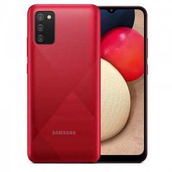 Smartphone SAMSUNG Galaxy A02s 64Go Rouge