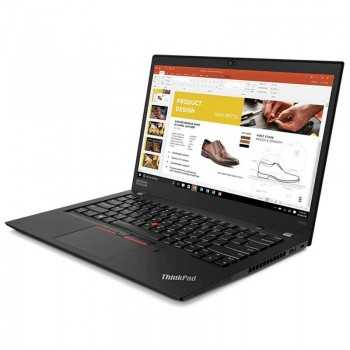 PC Portable LENOVO THINKPAD T490S i7/ 8GO / 512Go SSD (20NX000HFE)