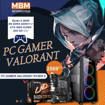 PC GAMER VOLARANT RYZEN 5