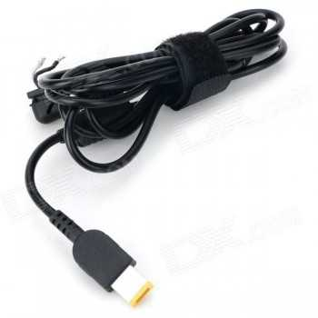 Cable chargeur LENOVO CARRE