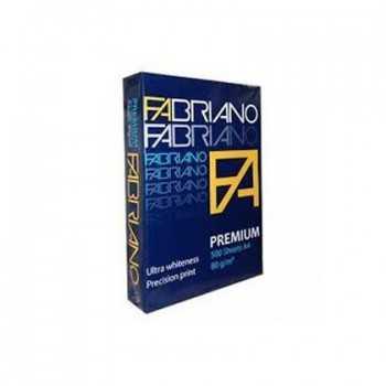 Rame papier FABRIANO A4 80Gr