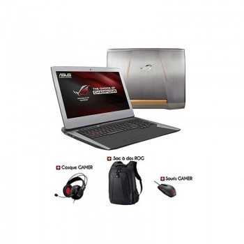 Pc Portable ASUS ROG G752VT I7 6é Gén 16Go 1TO+128GO SSD
