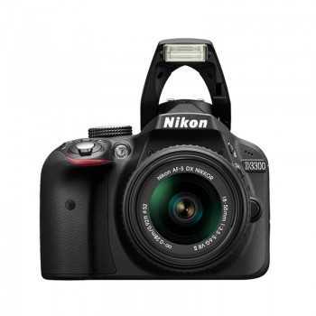 Nikon D3300 + Objectif 18-55mm