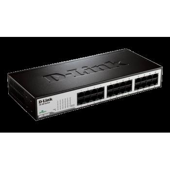 Switch 24 ports 10/100Mbps Base-T DES-1024D/E