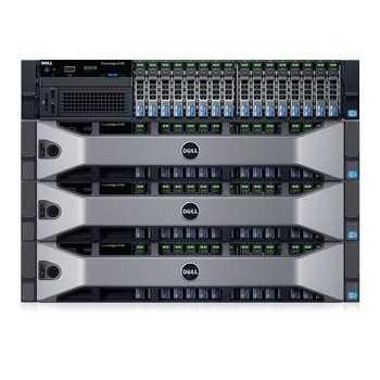 Serveur Dell PowerEdge R730 Rack 2U / 3x 300Go