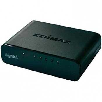 Switch Edimax de 5 ports Gigabit
