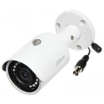 Caméra 1MP HDCVI Métallique IR 30m