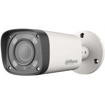 Caméra 2.1MP HDCVI Métallique IR 60m