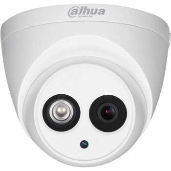 Caméra Dome 4MP HDCVI Aluminium IR 50m