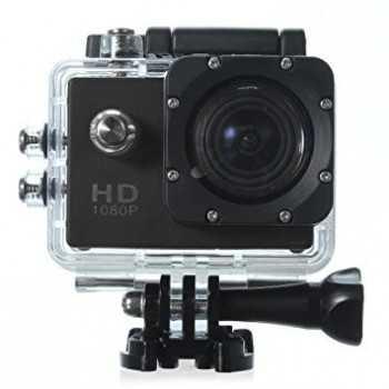 "Caméra HD 1080P 12MP Etanche 1.5"""