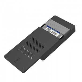 "Boitier Orico pour Disque Dur 3.5"" USB 3.0"