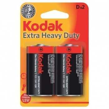 Pile KODAK Extra Heavy Duty D 1.5v