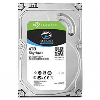 "Disque Dur Interne 3.5"" Seagate 4To Skyhawk"