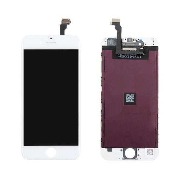 Ecran LCD + Vitre Tactile iPhone 6 Blanc