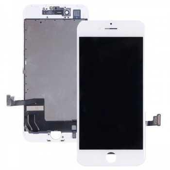 Ecran LCD + Vitre Tactile iPhone 7 Blanc