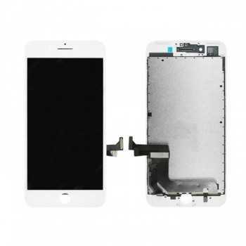 Ecran LCD + Vitre Tactile iPhone 7 Plus Blanc