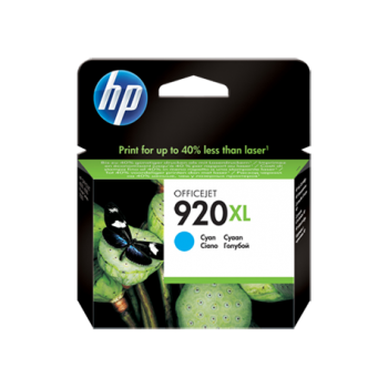 Cartouche d'encre HP 920XL Cyan