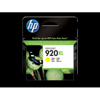 Cartouche d'encre HP 920XL Jaune