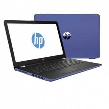 Pc Portable HP 15-bs006nk Dual Core 4Go 500Go (Bleu)
