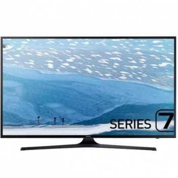 "Téléviseur SAMSUNG 60"" UHD Plat 4K SMART Série 7 (UA60KU7000)"