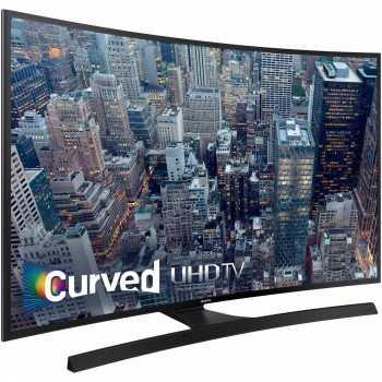 "Téléviseur SAMSUNG 65"" Curved UHD SMART 4K"