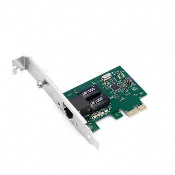 Carte Réseau PCI Express Gigabit Great-Q