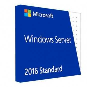 Microsoft Windows Server 2016 Standard OLP 16 Lincences