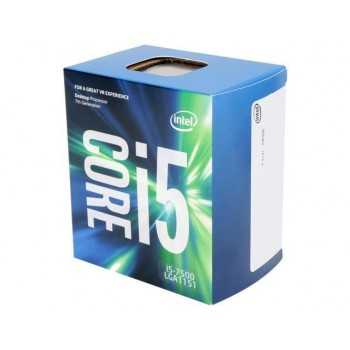 Processeur Intel Core i5-7500 (3.4 GHz)