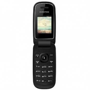 Téléphone Portable EVERTEK PEBBLE Double Sim - Noir