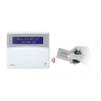 Clavier pour Centrale d'Alarme K-LCD Blue Tag