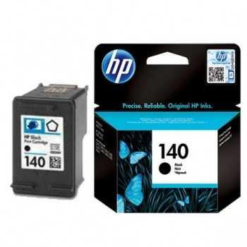 Cartouche D'encre Noir HP 140
