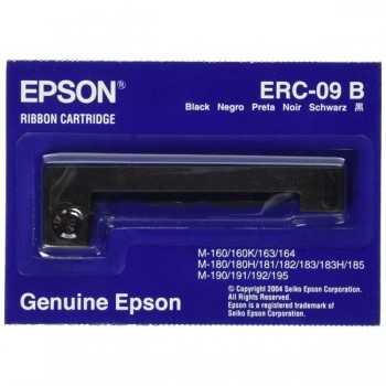EPSON Ruban caisse enregistreuse noir ERC-09B