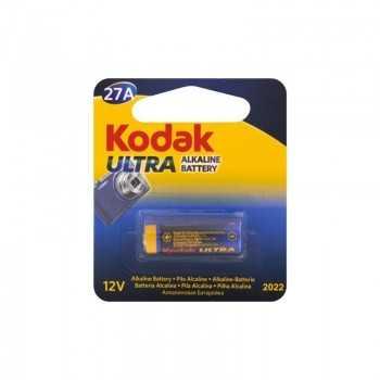 Pile KODAK Ultra Alkaline 27A 12V