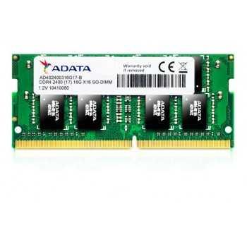 Barrette Mémoire ADATA 8Go DDR4 2400MHz pour PC Portable