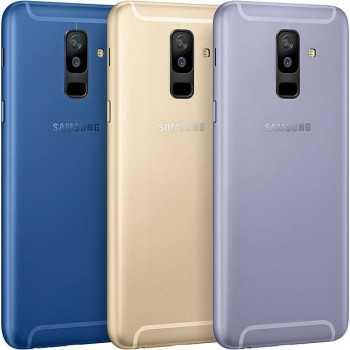 Smartphone Samsung Galaxy A6 +