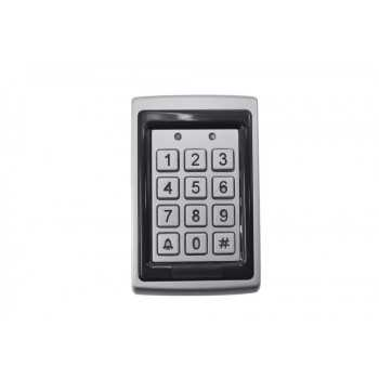 Contrôleur d'accés RFID Exterieur Métalique NF13007