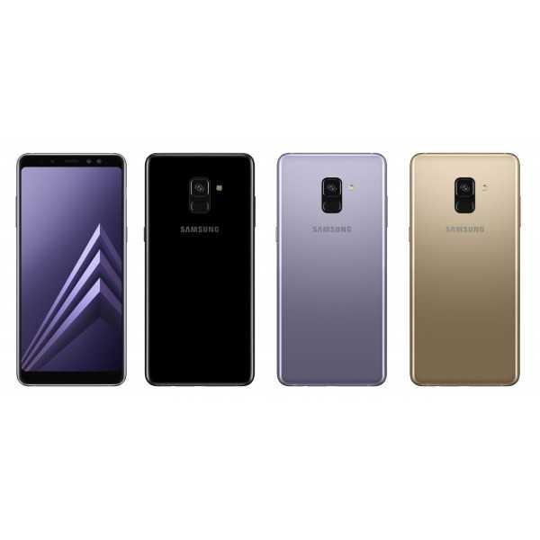 Smartphone Samsung Galaxy A8+ (2018)