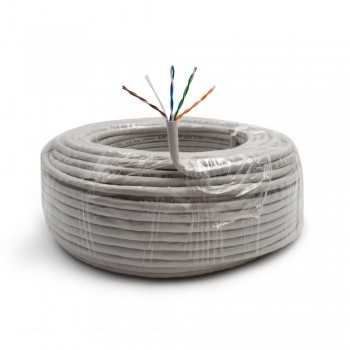 Bobine Câble Réseau UTP Catégorie 6 EURONET (305m)