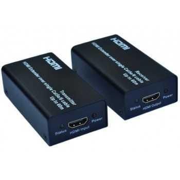 Extender HDMI HDMI FJ-HEA60 Cat5E/6 60m