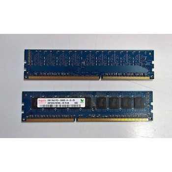 Barrette Mémoire Serveur 8Go DDR3 (PC3-10600E)