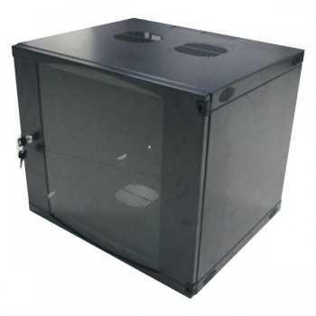 Coffret Réseau DECELAN 6U 540x450 mm Noir