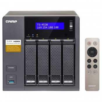 Serveur NAS QNAP TS-453A-4G