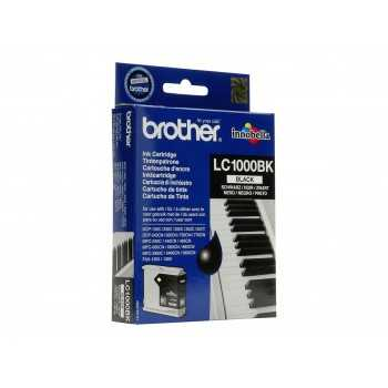 Cartouche Adaptable Brother LC1000 Noir