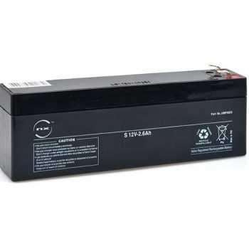 Batterie 12V 2.6Ah