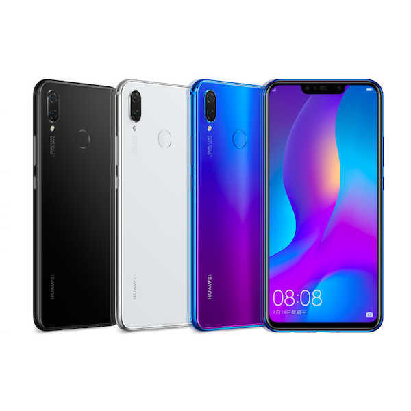 Smartphone Huawei NOVA 3i Noir