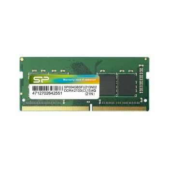 Barrette Mémoire Pc Portable 8Go DDR4 Silicon Power SO-DIMM
