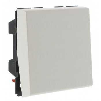 Interrupteur Va & Vient 10AX 250V Mosaic 2 Modules